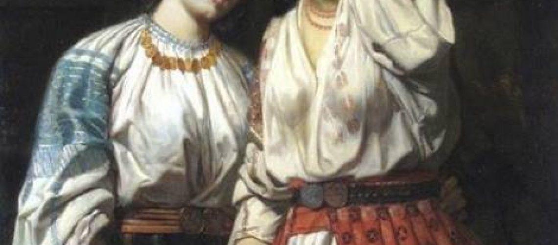 Theodor Aman Unirea principatelor romane